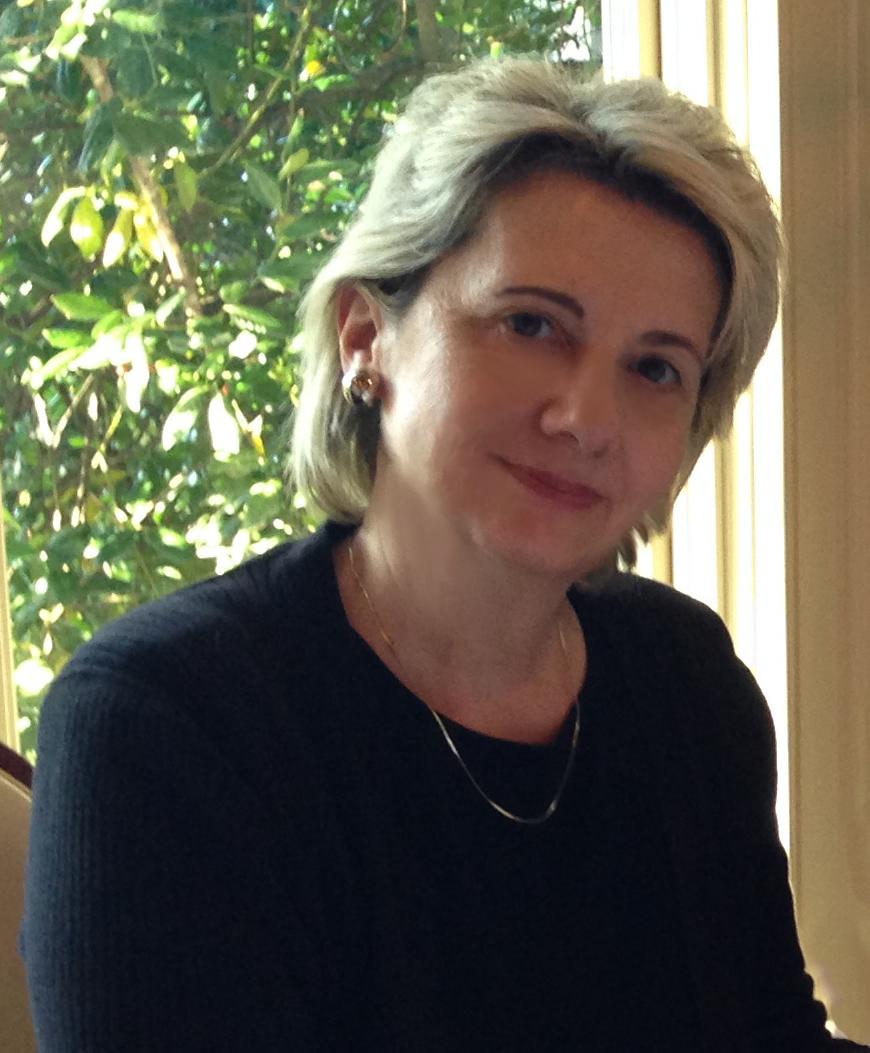 Linda Kempin at a Speaker event