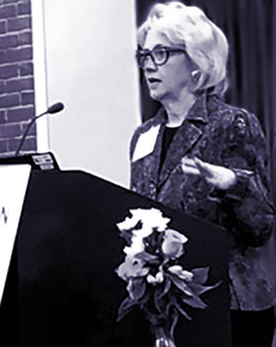 Linda Kempin-keynote speaker